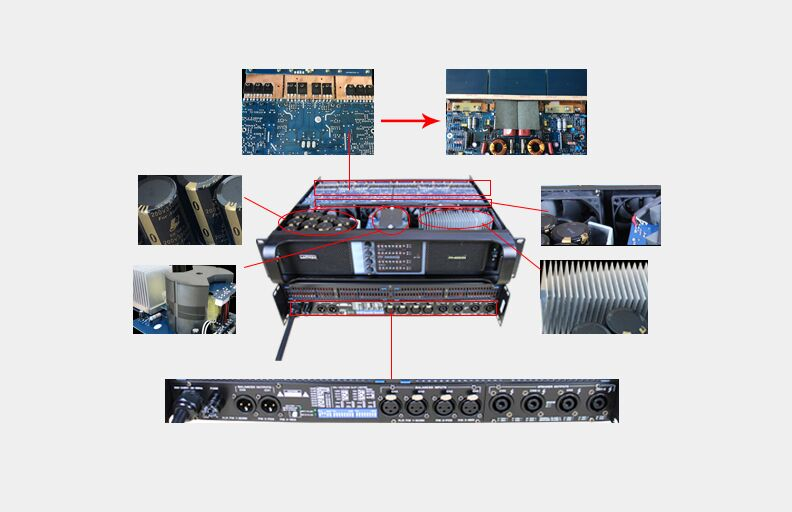 Why Sanway Amplifiers are More Expensive than Other Suppliers'?