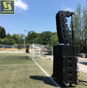 Sanway Vera20 Top Speaker and S32 Subwoofer Reawakened the Music Day in Portugal