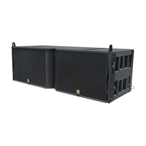 K1 Dual 15 Inch 3 Way Passive Line Array Loudspeaker System for Outdoor Concert