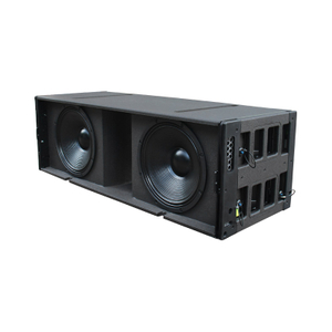 K1-SB Dual 15 Inch Outdoor Passive Pa Subwoofer Speaker for Stadium