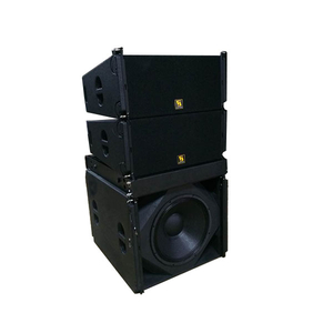 VERA36 & S33 Compact Vertical Line Array System